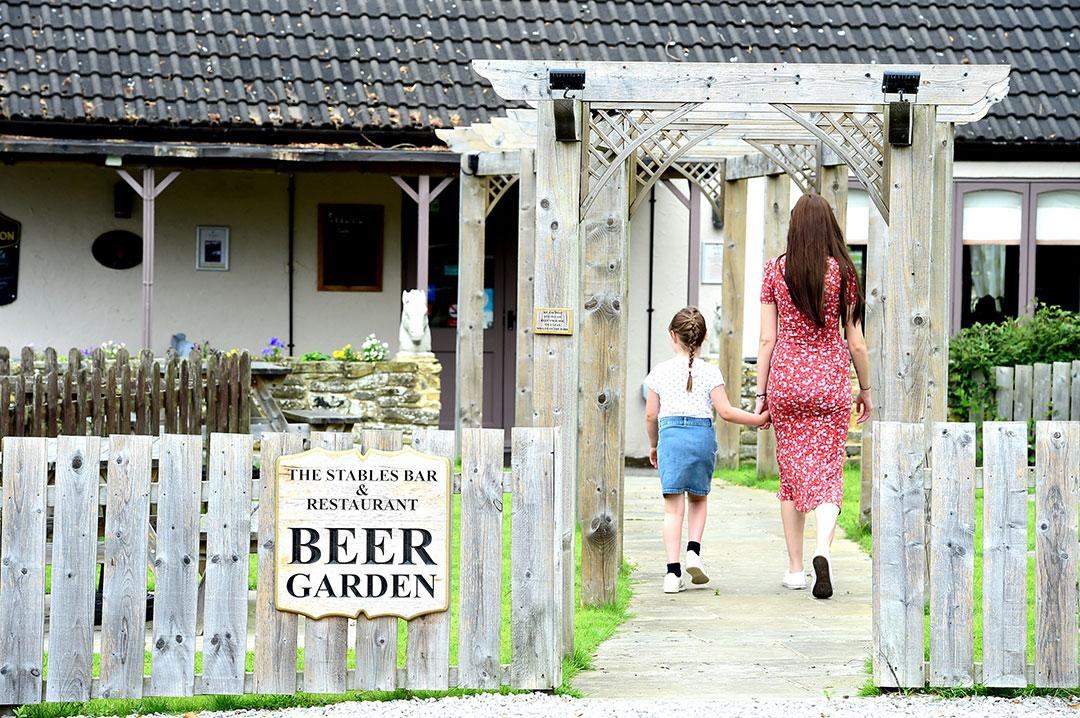stables beer-garden